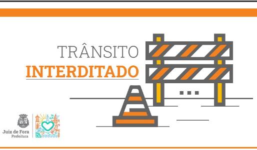 Ruas do centro de JF e do Mariano Procópio serão interditadas para obras