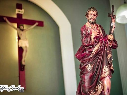 Missa de São Peregrino, protetor contra o câncer, é realizada de forma virtual