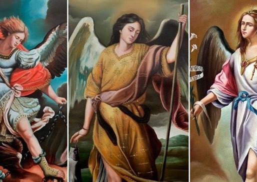 Paróquias e comunidades celebram os Santos Arcanjos
