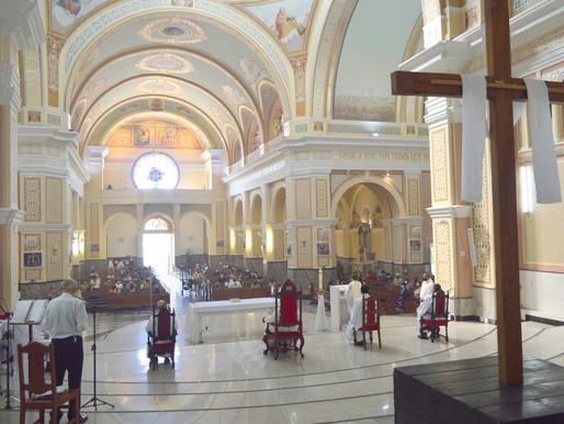 Missas diárias retornam às paróquias de Juiz de Fora