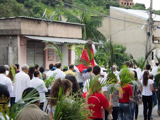 Settra altera trânsito em bairros de JF para celebrações da Semana Santa