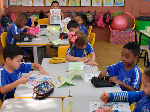 Cadastramento para pré-escola começa nesta segunda-feira (23) em Juiz de Fora