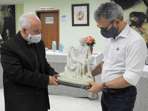Arquidiocese recebe visita do Governador de Minas Gerais