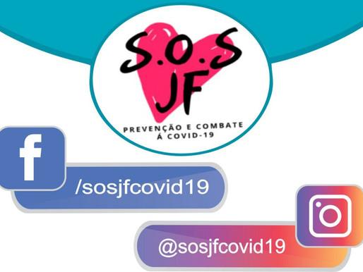 """Campanha """"S.O.S JF"""" arrecada doações para famílias atingidas pela pandemia da Covid-19"""