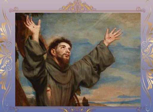 Estigmas de São Francisco são recordados em celebração na Paróquia do Monte Castelo