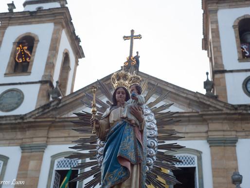 Catedral do Pilar, em São João del-Rei, celebra 300 anos do início da construção do templo