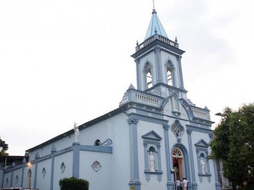 Paróquia Nossa Senhora do Rosário realiza campanha para reforma do telhado da Matriz