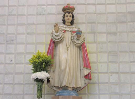 Comunidade Menino Jesus de Praga celebra o padroeiro e seus 50 anos de criação