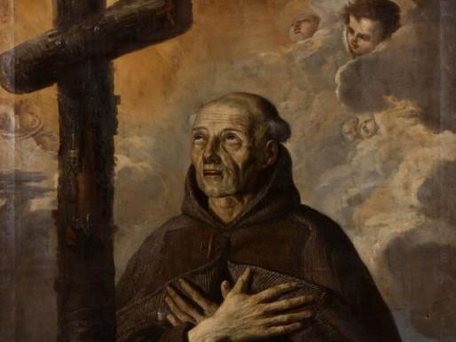São Pedro de Alcântara, padroeiro do Brasil