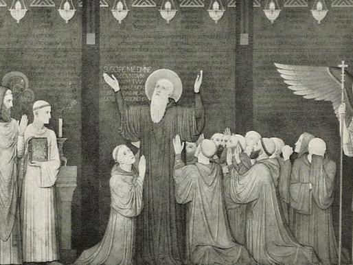 São Bento e a Eucaristia