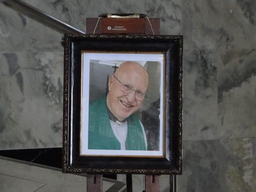 Missa de sétimo dia de Monsenhor Miguel Falabella é celebrada na Catedral de Juiz de Fora