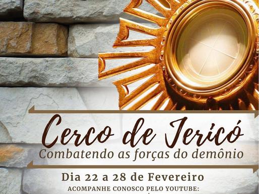 Paróquia São José inicia Cerco de Jericó