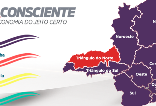 Governo de Minas mantém onda roxa em 13 das 14 macrorregiões de saúde do Estado