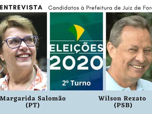 Rádio Catedral entrevista os candidatos à Prefeitura de Juiz de Fora