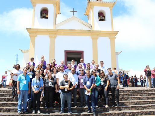 Pastoral da Comunicação do Regional Leste 2 promove 2º Encontro de Coordenadores Diocesanos