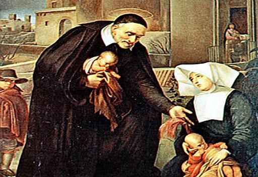 São Vicente de Paulo: o exemplo do padroeiro das obras de caridade é celebrado na Arquidiocese JF