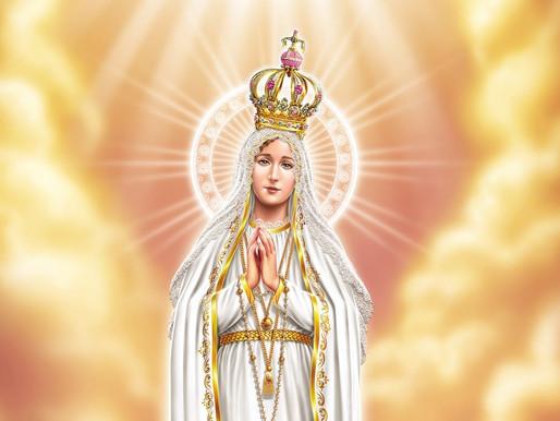 Igreja celebra Nossa Senhora de Fátima