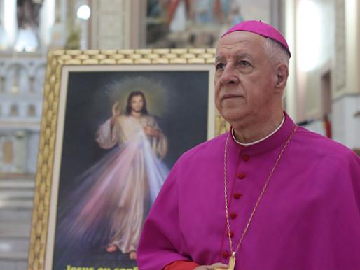 Domingo da Misericórdia é celebrado na Catedral
