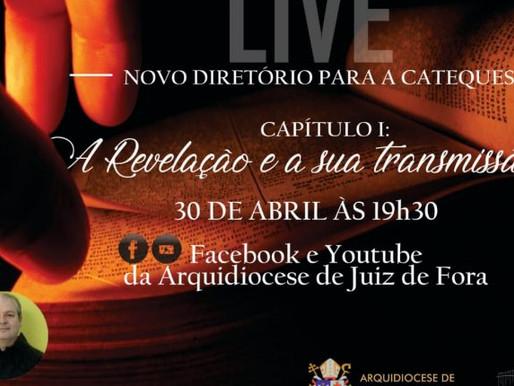 Escola Catequética Arquidiocesana realiza live
