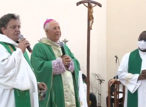 Santa Missa na Igreja Bom Pastor marca encerramento do retiro virtual dos Missionários Sinodais