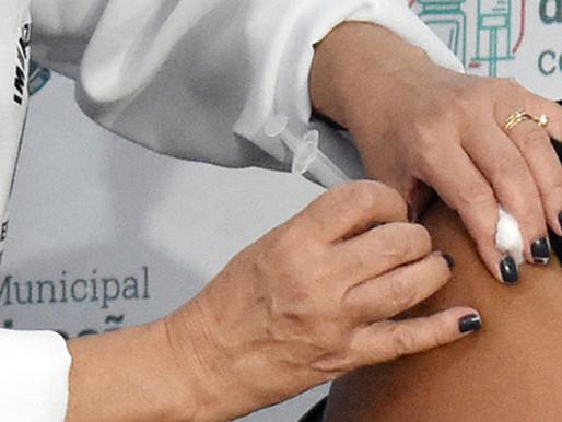 Covid-19: vacinação para pessoas de 40 anos ou mais neste sábado (10) em JF