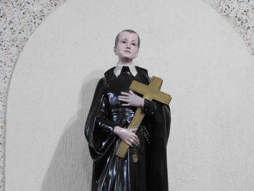 Paróquia São Geraldo inicia festa do Padroeiro