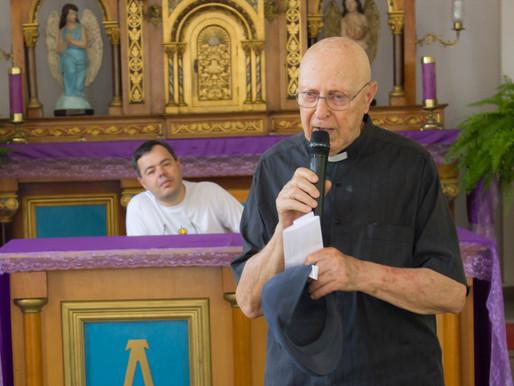 Monsenhor Falabella deixa o cargo de vigário geral da Arquidiocese de Juiz de Fora