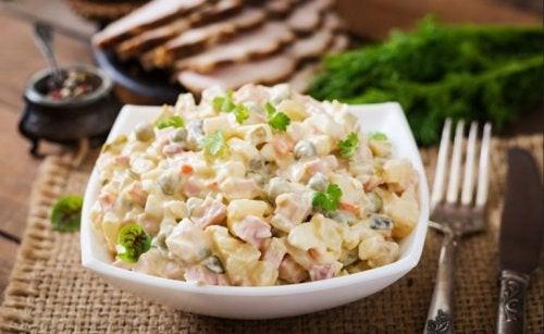 Salada Super Refrescante e Deliciosa
