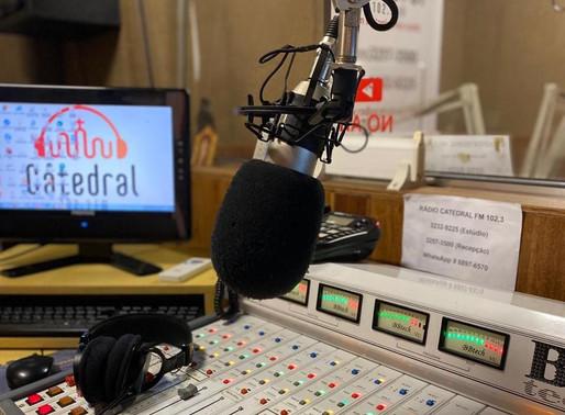 Dia Nacional do Rádio: um meio que alegra, informa, evangeliza