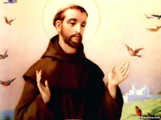 Igreja celebra São Francisco de Assis