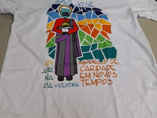 Kit da 12ª Jornada Vicentina começa a ser vendido nesta quinta-feira