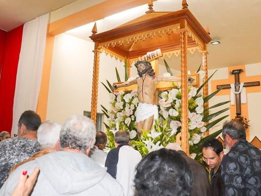 Paróquia de Bom Jardim de Minas (MG) inicia festa em honra ao Padroeiro