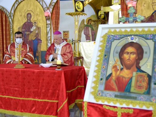 Escritório Episcopal Eparquial da Igreja Greco-Melquita é instalado