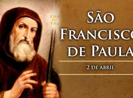 Paróquia São Francisco de Paula, em Torreões, celebra festa do padroeiro
