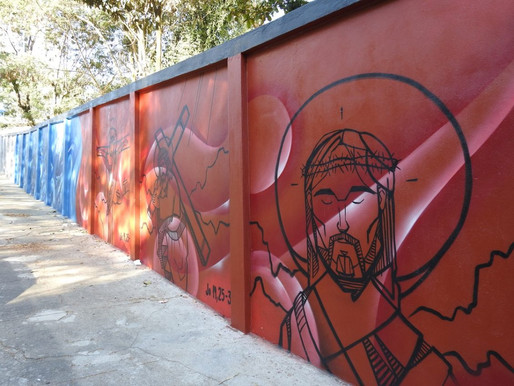 Arte que comunica e evangeliza