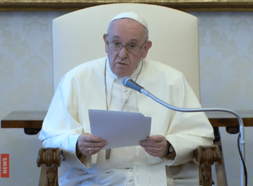 CNBB passa a transmitir em suas redes sociais, às quartas-feiras, a Audiência Geral do Papa