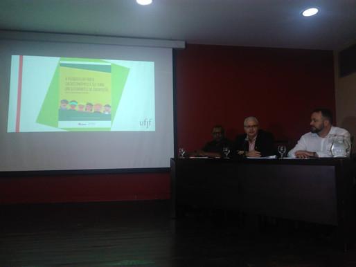 UFJF divulga pesquisa do perfil socioeconômico e cultural dos estudantes