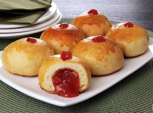 Pãozinho de Goiabada