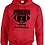 Thumbnail: Hoodie Pirates Youth Football- Adult/Youth