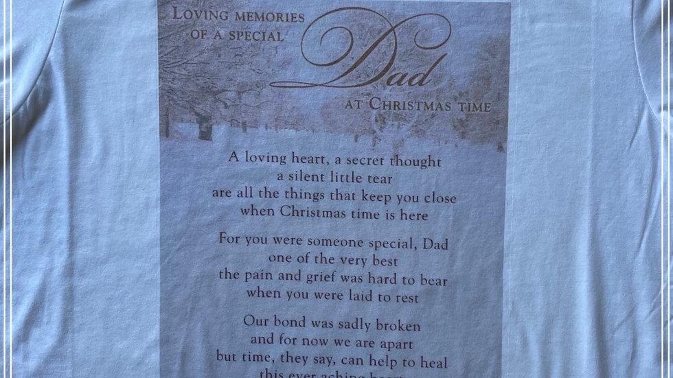 Special memories of Dad