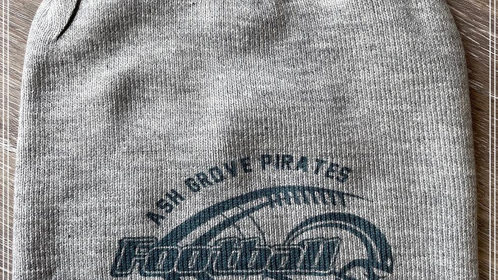 Ash Grove Pirates football beanie