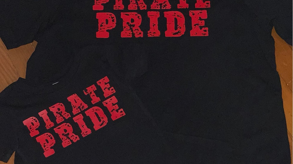 Pirate Pride - youth/kids
