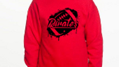 Red Youth Sweater