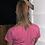 Thumbnail: Ponytail tie dye hat