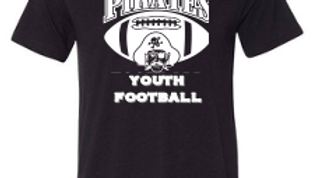 Shirt Pirate Youth Football Adult/Youth