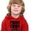 Thumbnail: Kids Hoodie Pirates Youth Football