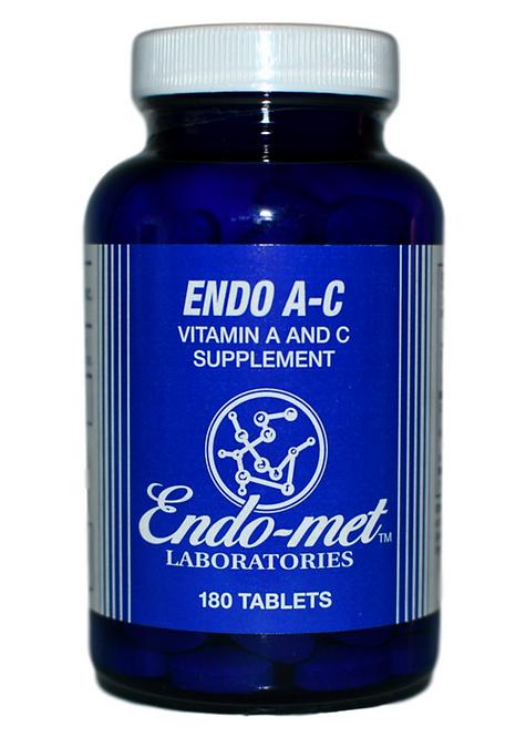 Endo-met Endo A-C (180 Tablets)