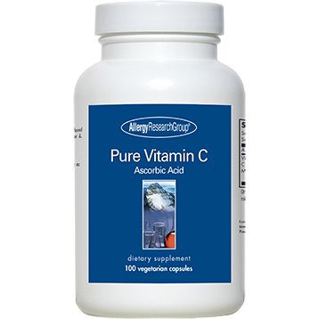 Pure Vitamin C 1000 mg (100 caps)
