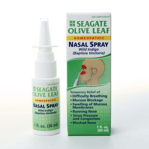 Olive Leaf Nasal Spray (1 oz)