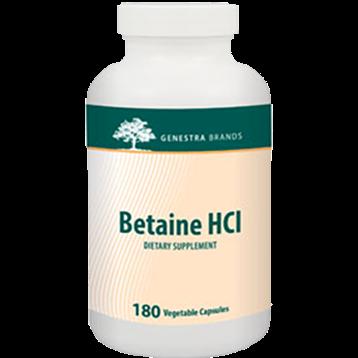 Betaine HCL (180 vegcaps)